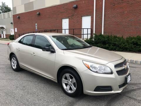 2013 Chevrolet Malibu for sale at Imports Auto Sales Inc. in Paterson NJ