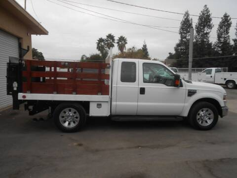 2008 Ford F-250 Super Duty for sale at Armstrong Truck Center in Oakdale CA