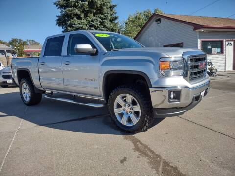 2014 GMC Sierra 1500 for sale at Triangle Auto Sales in Omaha NE