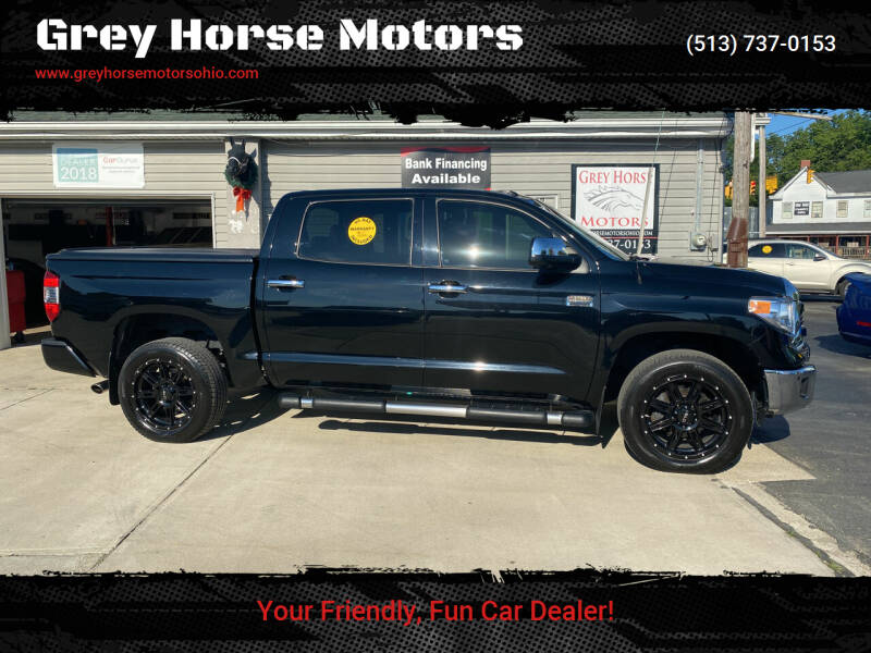2014 Toyota Tundra for sale at Grey Horse Motors in Hamilton OH