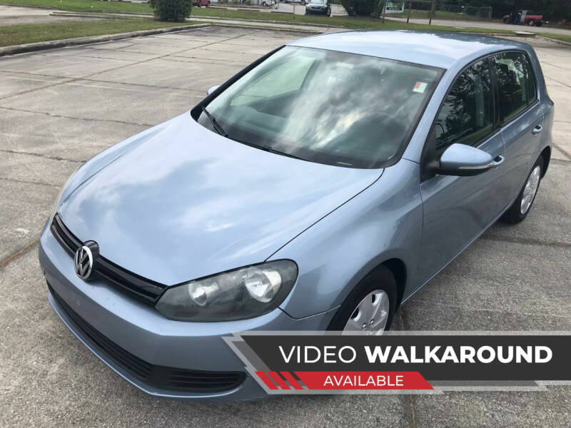 2012 Volkswagen Golf for sale at ULTIMATE AUTO IMPORTS in Longwood FL
