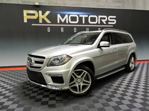 2013 Mercedes-Benz GL-Class for sale at PK MOTORS GROUP in Las Vegas NV