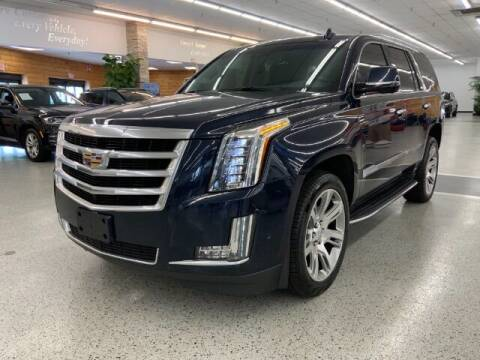 2018 Cadillac Escalade for sale at Dixie Imports in Fairfield OH
