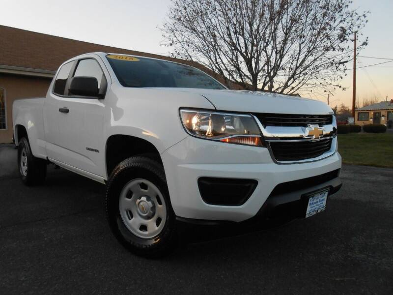 2018 Chevrolet Colorado for sale at McKenna Motors in Union Gap WA