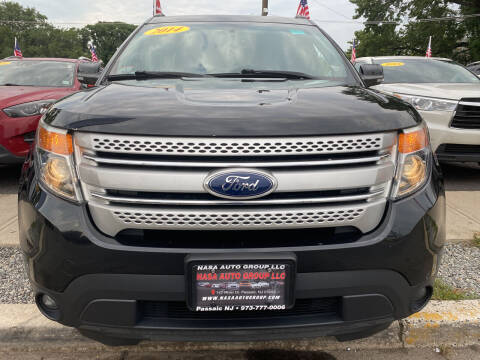 2014 Ford Explorer for sale at Nasa Auto Group LLC in Passaic NJ