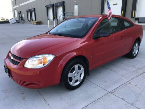 2007 Chevrolet Cobalt for sale at Angies Auto Sales LLC in Newport MN