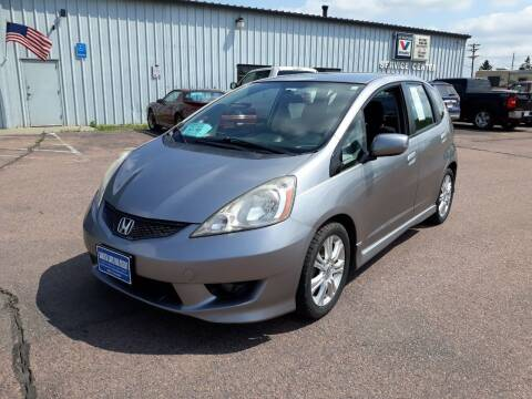 2010 Honda Fit for sale at Dakota Cars and Credit LLC in Sioux Falls SD