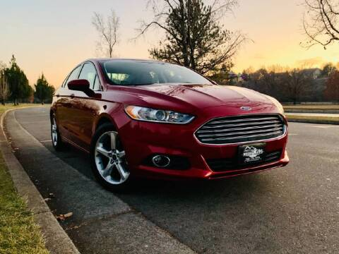 2016 Ford Fusion for sale at Boise Auto Group in Boise ID