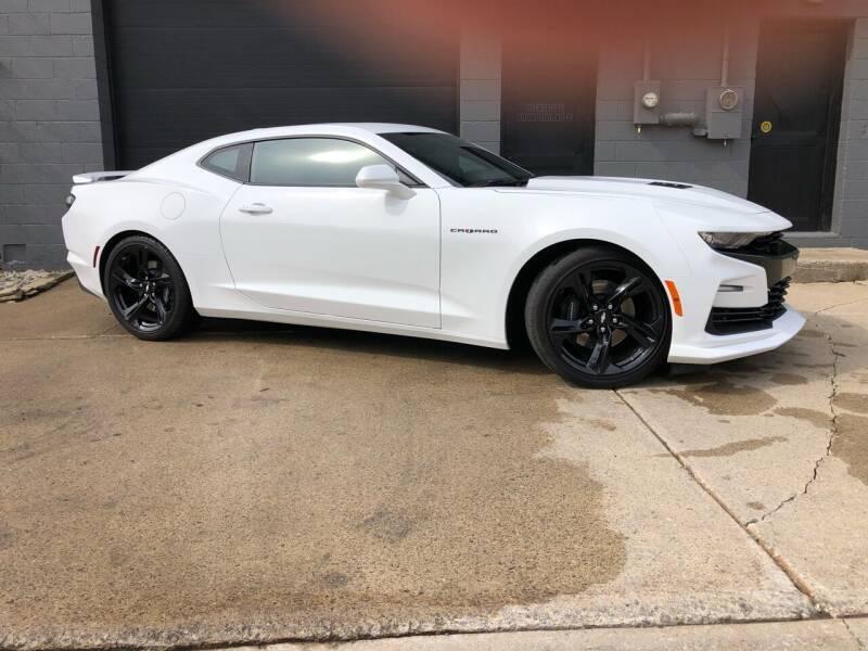 2019 Chevrolet Camaro for sale at Adrenaline Motorsports Inc. in Saginaw MI