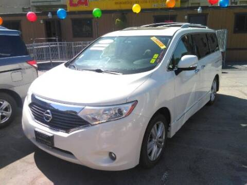 2015 Nissan Quest for sale at Shamrock Group LLC #1 in Pleasant Grove UT