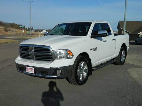 2014 RAM Ram Pickup 1500 for sale at Dick Nelson Sales & Leasing in Valley City ND