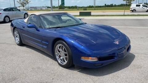 2004 Chevrolet Corvette for sale at Napleton Autowerks in Springfield MO