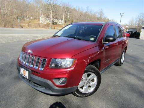 2014 Jeep Compass for sale at Guarantee Automaxx in Stafford VA