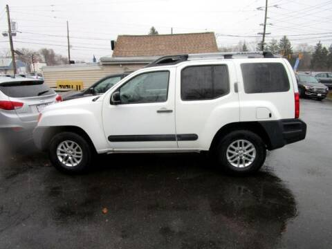 2014 Nissan Xterra for sale at American Auto Group Now in Maple Shade NJ