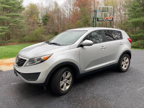 2013 Kia Sportage for sale at ENFIELD STREET AUTO SALES in Enfield CT