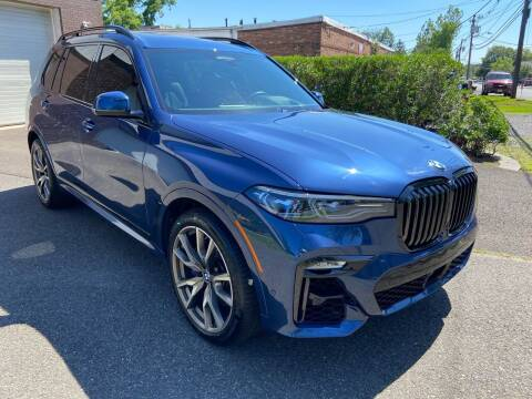 2020 BMW X7 for sale at International Motor Group LLC in Hasbrouck Heights NJ