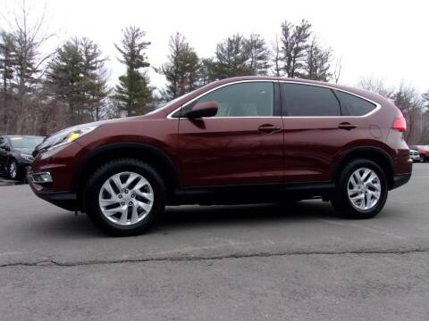 2015 Honda CR-V for sale at Mark's Discount Truck & Auto Sales in Londonderry NH