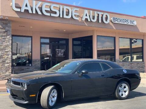 2014 Dodge Challenger for sale at Lakeside Auto Brokers in Colorado Springs CO