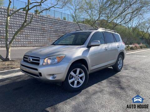2007 Toyota RAV4 for sale at AUTO HOUSE TEMPE in Tempe AZ