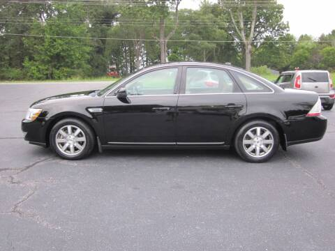 2008 Ford Taurus for sale at Barclay's Motors in Conover NC