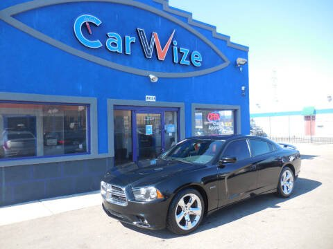 2012 Dodge Charger for sale at Carwize in Detroit MI