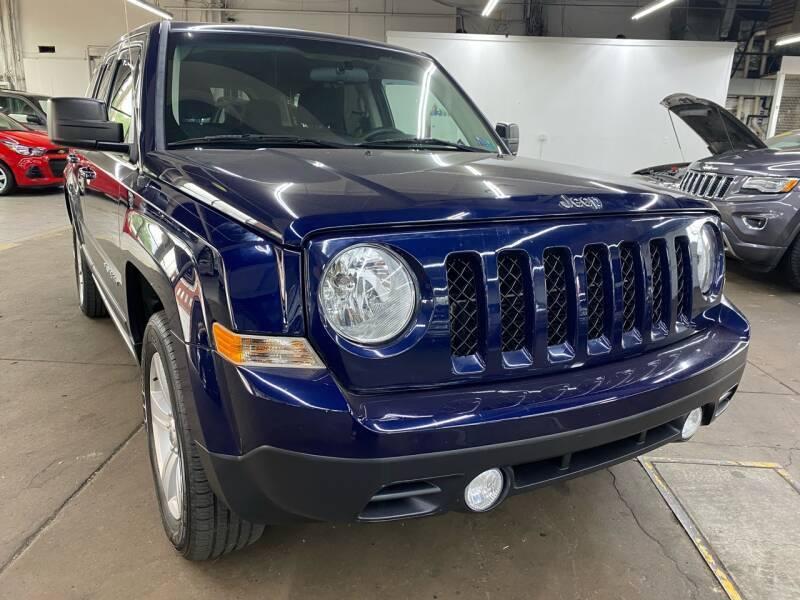 2013 Jeep Patriot for sale at John Warne Motors in Canonsburg PA
