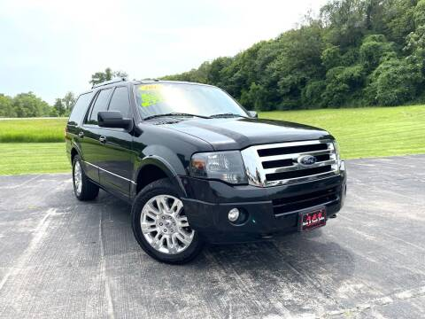 2014 Ford Expedition for sale at A & S Auto and Truck Sales in Platte City MO