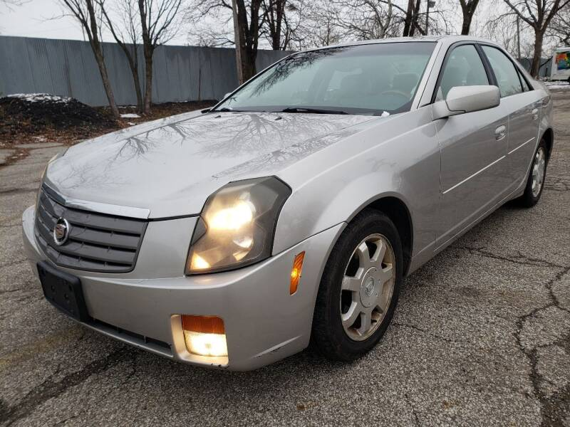 2007 Cadillac STS for sale at Flex Auto Sales in Cleveland OH
