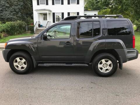 2007 Nissan Xterra for sale at Via Roma Auto Sales in Columbus OH