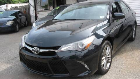 2017 Toyota Camry for sale at JERRY'S AUTO SALES in Staten Island NY