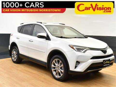2016 Toyota RAV4 for sale at Car Vision Buying Center in Norristown PA