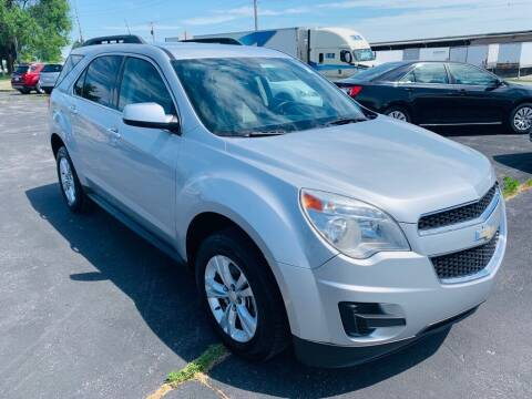 2011 Chevrolet Equinox for sale at Central Iowa Auto Sales in Des Moines IA