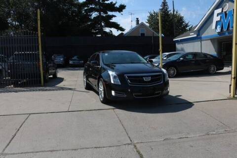 2017 Cadillac XTS for sale at F & M AUTO SALES in Detroit MI