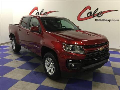 2022 Chevrolet Colorado for sale at Cole Chevy Pre-Owned in Bluefield WV