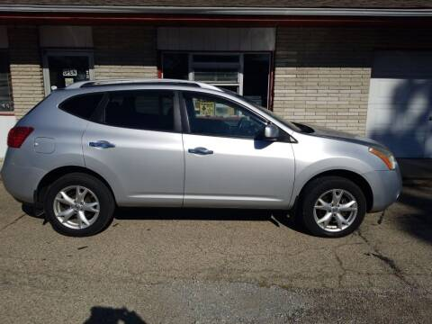 2010 Nissan Rogue for sale at David Shiveley in Mount Orab OH