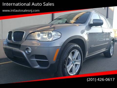 2013 BMW X5 for sale at International Auto Sales in Hasbrouck Heights NJ