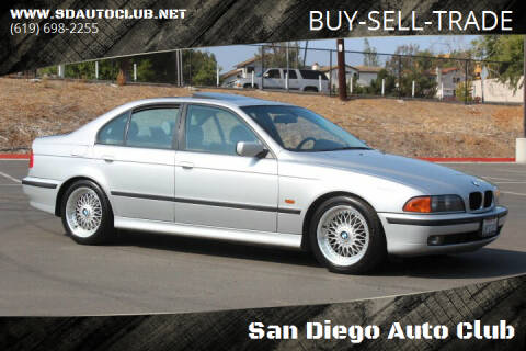 2000 BMW 5 Series for sale at San Diego Auto Club in Spring Valley CA