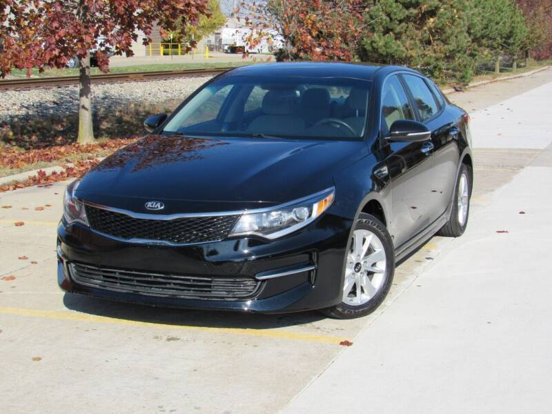 2016 Kia Optima for sale at A & R Auto Sale in Sterling Heights MI