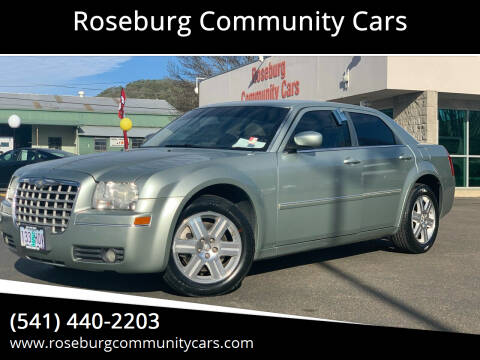 2006 Chrysler 300 for sale at Roseburg Community Cars in Roseburg OR