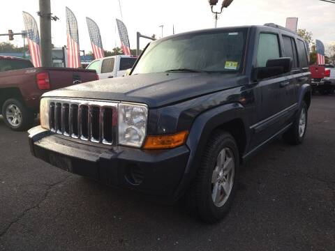 2008 Jeep Commander for sale at P J McCafferty Inc in Langhorne PA