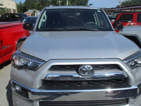 2017 Toyota 4Runner for sale at Z Motors in Chattanooga TN