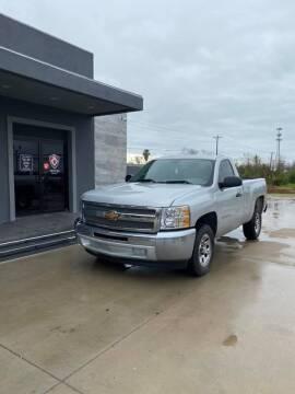 2013 Chevrolet Silverado 1500 for sale at A & V MOTORS in Hidalgo TX