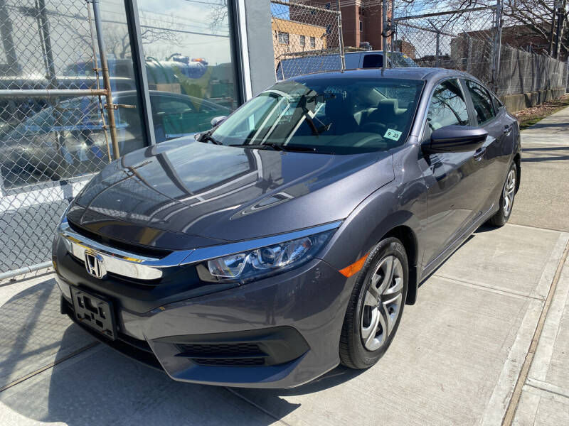 2018 Honda Civic for sale at DEALS ON WHEELS in Newark NJ