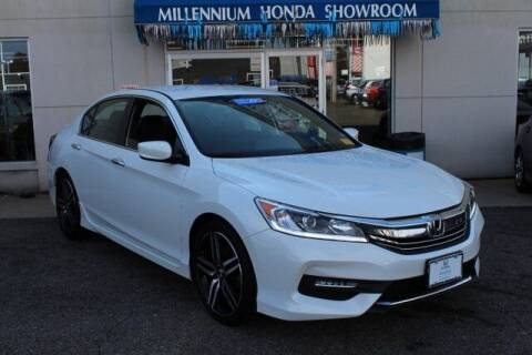 2017 Honda Accord for sale at MILLENNIUM HONDA in Hempstead NY