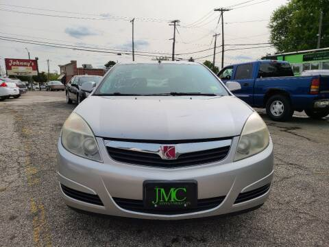 2008 Saturn Aura for sale at Johnny's Motor Cars in Toledo OH