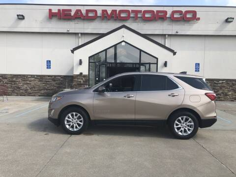 2019 Chevrolet Equinox for sale at Head Motor Company - Head Indian Motorcycle in Columbia MO