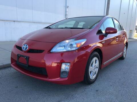 2010 Toyota Prius for sale at WALDO MOTORS in Kansas City MO