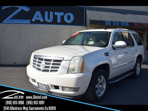 2007 Cadillac Escalade for sale at Z Auto in Sacramento CA