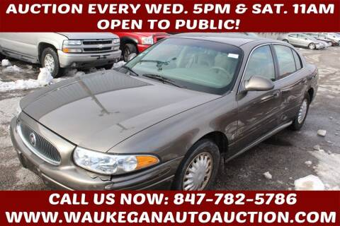 2000 Buick LeSabre for sale at Waukegan Auto Auction in Waukegan IL