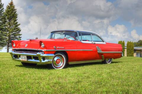 1955 Mercury Montclair for sale at Hooked On Classics in Watertown MN